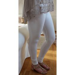 Jara leggings hvid