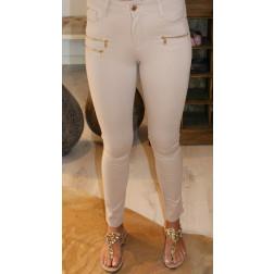 Sally bukser beige